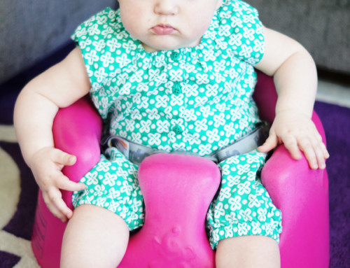 Bumbo Mumbo Jumbo:  Thoughts from a Physical Therapist