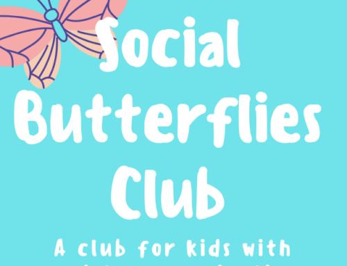 Social Butterflies Summer Group 2021